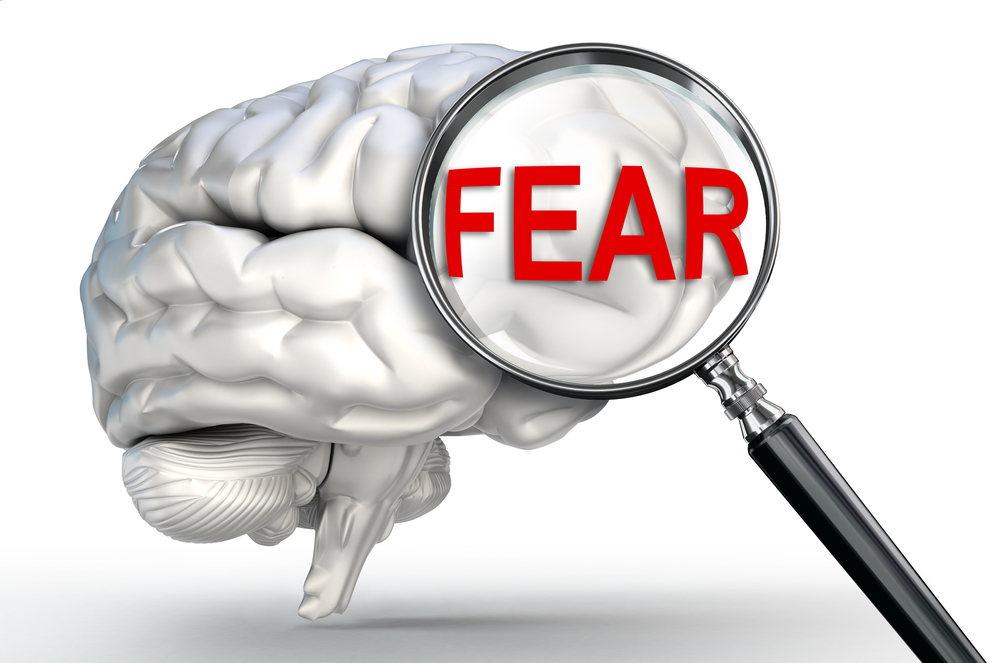 Fears Are Something To Confront